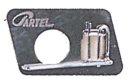 Cartel Flipper Double magnetisch