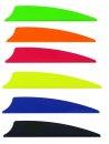 "Bohning - X Vane 2.25"" Shield neon orange"