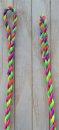 RC Dacron Flämischer Splice 3-farbig neon