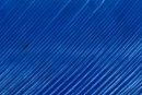 einfarbig blau