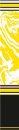 "Wraps Dragon gelb-weiß 7""  - Sets"