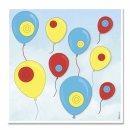Spassauflagen Luftballon 63cm x 63cm