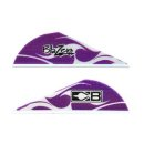 "Bohning Blazer 2"" Purple Flame"